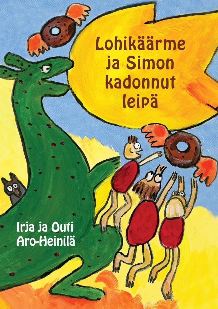 Lohikäärme ja Simon kadonnut leipä